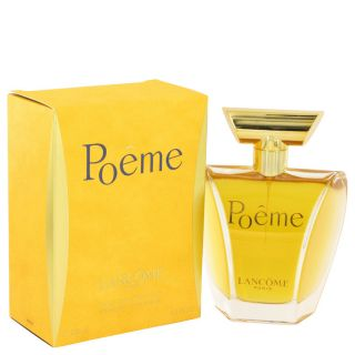 Poeme for Women by Lancome Eau De Parfum Spray 3.4 oz