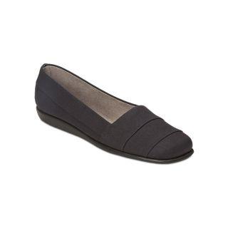 A2 BY AEROSOLES Softball Slip On Shoes, Black, Womens