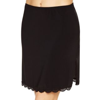 Jockey No Panty Line Promise Tactel Half Slip, Black, Womens