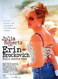 Erin Brockovich (Petit)(French) Movie Poster