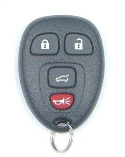 2007 Cadillac SRX Keyless Entry Remote   Used