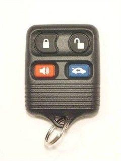 2004 Ford Thunderbird Keyless Entry Remote