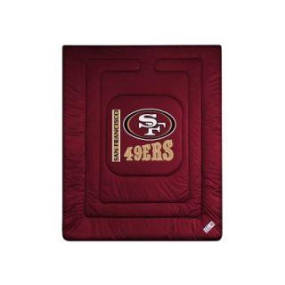 San Francisco 49ers Comforter   Full/ Queen