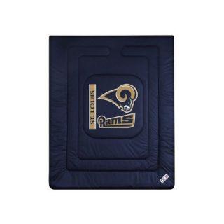 St. Louis Rams Comforter   Full/Queen