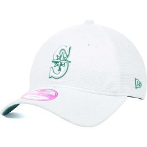Seattle Mariners New Era MLB 2014 Womens Tech Essential 9FORTY Cap