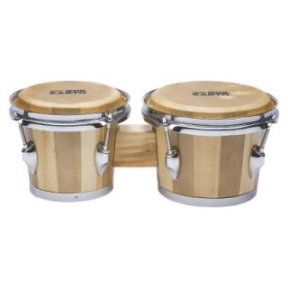 Union One Earth Bongo Drums   Brown (DRSUB1)