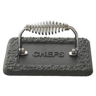 CHEFS Rectangular Grill Press