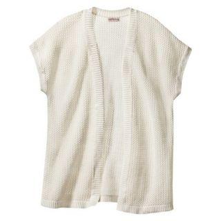 Merona Womens Layering Sweater   Cream   L