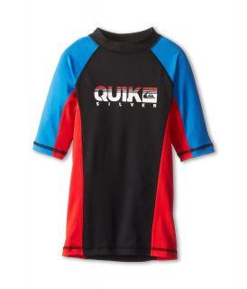 Quiksilver Kids Extra S/S Surf Shirt Boys Swimwear (Multi)