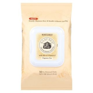 Burts Bees Baby Bee Face & Hand Wipes   30 Count