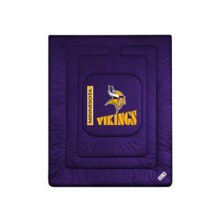 Minnesota Vikings Comforter   Full/ Queen