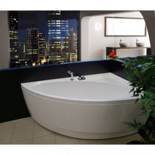 Aquatica Idea Corner Acrylic Bathtub