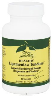 EuroPharma   Terry Naturally Healthy Ligaments & Tendons   60 Capsules