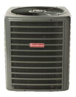 Goodman GSX130421 3.5 Ton 13 SEER Central Air Conditioner w/ R410A Refrigerant