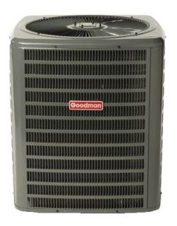 Goodman GSX130241 2 Ton 13 SEER Central Air Conditioner w/ R410A Refrigerant
