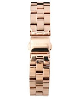 Marc By Marc Jacobs  Marc By Marc Jacobs Mini Amy Rose Gold Watch