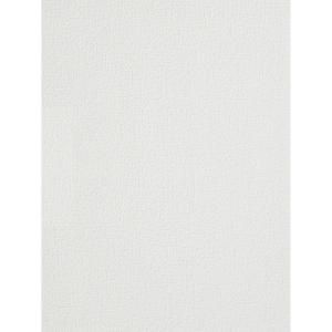 The Wallpaper Company 8 in. x 10 in. White Paintable Wallpaper Sample WC1285673S
