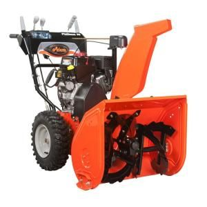 Ariens Platinum 30 in. Electric Start Gas Snow Blower with Auto Turn Steering 921029