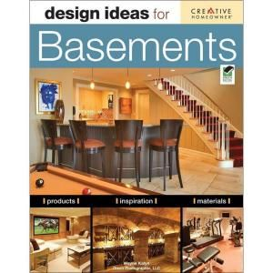 Design Ideas for Basements (Green) Book 9781580114240