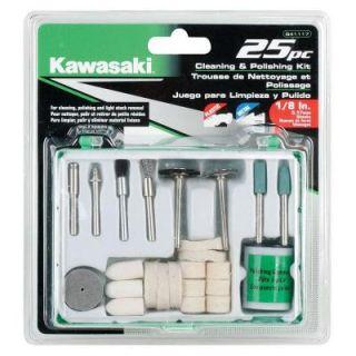Kawasaki Rotary Tool Accessory Set (25 Piece) 841117