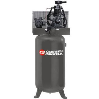 Campbell Hausfeld 80 Gallon 5 HP 230V Two Stage  Air Compressor Tools