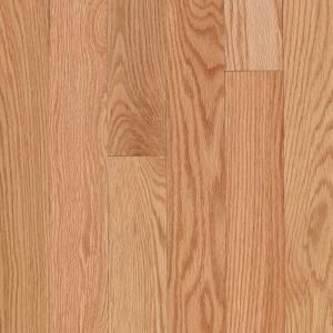 Mohawk Raymore Red Oak Natural 3/4 in. Thick x 3.25 in. Wide x Random Length Solid Hardwood Flooring (17.6 sq. ft./case) HCC57 10