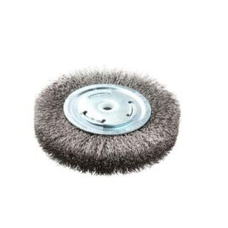 Lincoln Electric 6 in. x 1 in. Crimped Wire Wheel Brush KH321