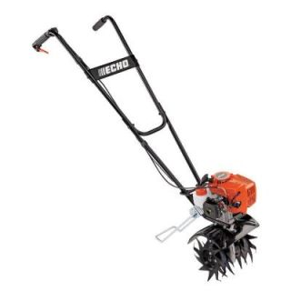 ECHO 9 in. Front Tine Forward Rotating Gas Tiller TC 210