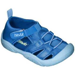 Toddler Boys Newtz Water Shoes   Blue 7 8