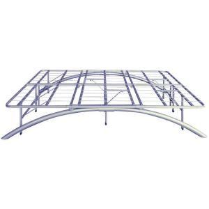 Queen Size Sleek Support Metal Platform Bed Frame MFP00112BFQN