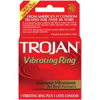 Trojan Vibrating Ring Condom
