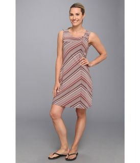 Royal Robbins Essential Tencel Stripe Dress Womens Dress (Pink)