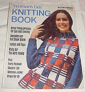 Woman's Day Knitting Book Number 9 Magazine 1969 Woman's Day Books