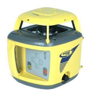 Spectra Precision Laser LL600 Exterior Automatic Self Leveling Laser Level   Rotary Lasers