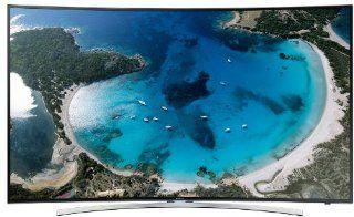Samsung UE55H8090 138 cm ( (55 Zoll Display),LCD Fernseher,1000 Hz ) Heimkino, TV & Video