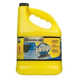 Pledge 128 oz. Commercial Line Tile and Vinyl Floor Cleaner (4 Pack) DISCONTINUED 70737