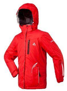 Dare2b Pinpoint rot Winterjacke Mädchen Größe 152: Sport & Freizeit