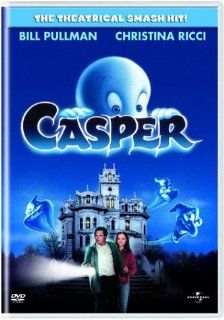 Casper (Widescreen Special Edition): Chauncey Leopardi, Spencer Vrooman, Malachi Pearson, Cathy Moriarty, Eric Idle, Ben Stein, Don Novello, Fred Rogers, Terry Murphy, Bill Pullman, Christina Ricci, Ernestine Mercer, Doug Bruckner, Joe Nipote, Joe Alaskey,