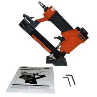 POWERNAIL 20 Gauge Pneumatic Hardwood Flooring Trigger Pull Stapler Kit 20FS