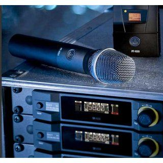 AKG Pro Audio WMS4500 HC577 Set BD1 EU/US/UK/AU Wireless Microphone System Musical Instruments