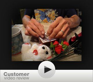 """Mothers Day Gift Set Complete with Gift Bag, Red Tissue Paper, Love Mother Forever Bracelet, Bouquet of 8 Wire Stem Burgundy Roses, """"I Love You"""" Mini Bear, Large Greeting Card, Picture Frame and Mug Toys & Games"""