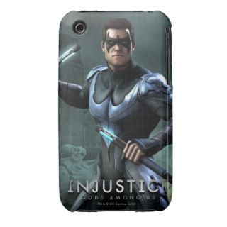 Nightwing iPhone 3 Cases