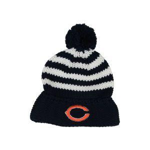 Chicago Bears New Era NFL Chunky Stripe Knit