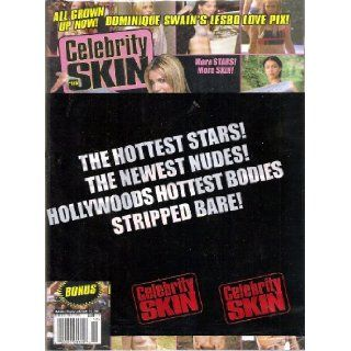 Celebrity Skin #119 Generation Sex Jessica Alba, Jessica Biel, Kate Hudson, Britney Spears, Cameron Diaz: High Society: Books