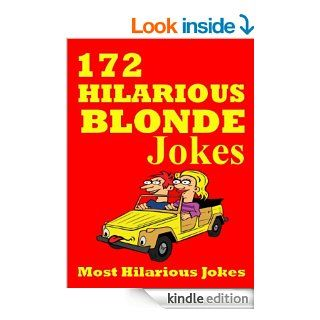 Jokes : 172 Hilarious Blonde Jokes eBook: Megs: Kindle Store