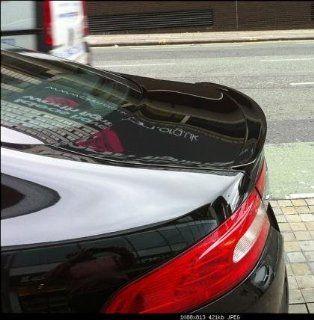 Jaguar XF Spoiler 2009+ Factory Lip Style Unpainted Primer Automotive