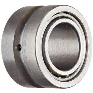 Koyo NKJ15/16A Needle Roller Bearing, Removable Inner Ring, Open, Normal Clearance, Oil Hole, Steel Cage, Metric, 15mm ID, 27mm OD, 16mm Width, 24000rpm Maximum Rotational Speed Industrial & Scientific