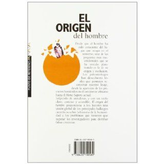 El origen del hombre (Spanish Edition): Manuel Seara Valero: 9788420790589: Books