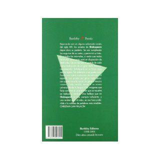 Sonetos/ Sonnets (Spanish Edition): William Shakespeare, Christian Law Palacin: 9788495408945: Books