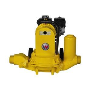 Wacker 3.5 HP 3 in. Diaphragm Pump with Honda Engine 0620773